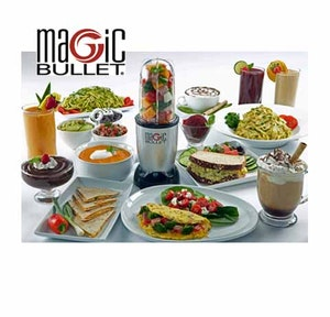 Magic bullet copy