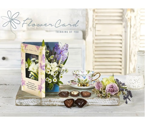 Flowercard sweepstakes