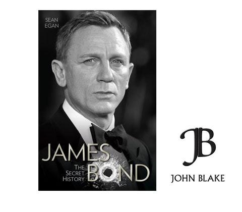 James Bond: The Secret History sweepstakes