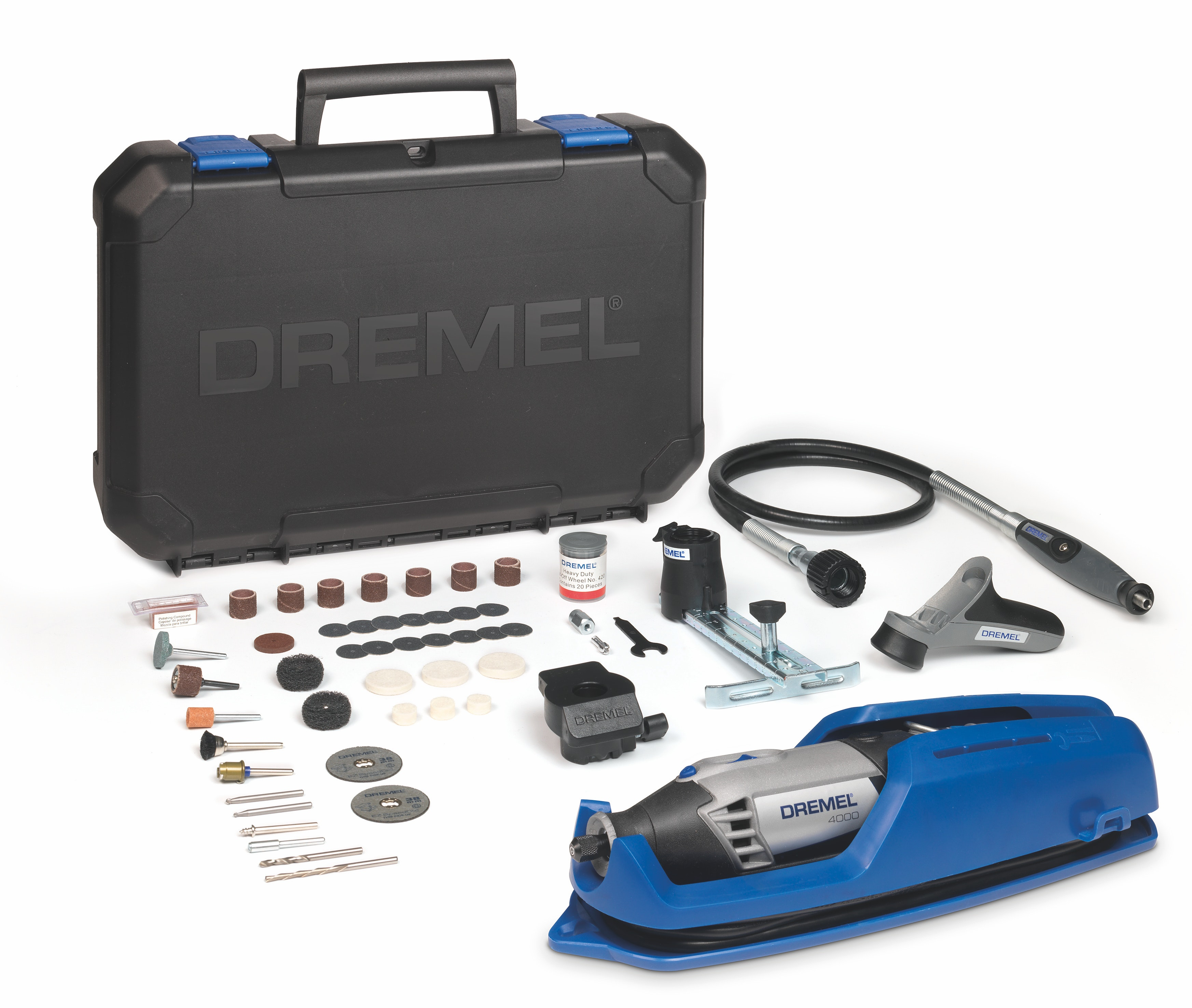 DREMEL 4000 MULTI-TOOL EZ WRAP KIT  sweepstakes