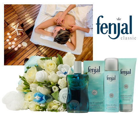 Win a luxury spa stay with fenjal sweepstakes