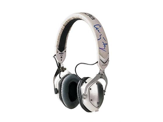 Corey signed headphones quizfest giveaway