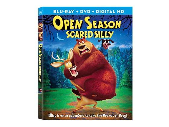 Open season scared silly dvd giveaway