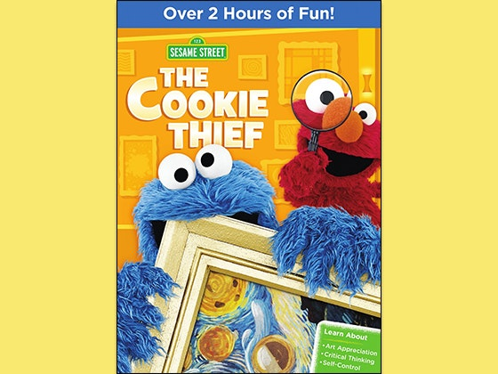 Cookie thief giveaway