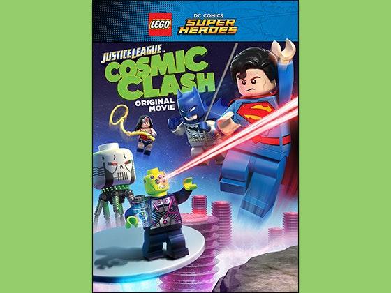Lego cosmic clash giveaway
