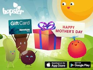 Hopster social mothersday