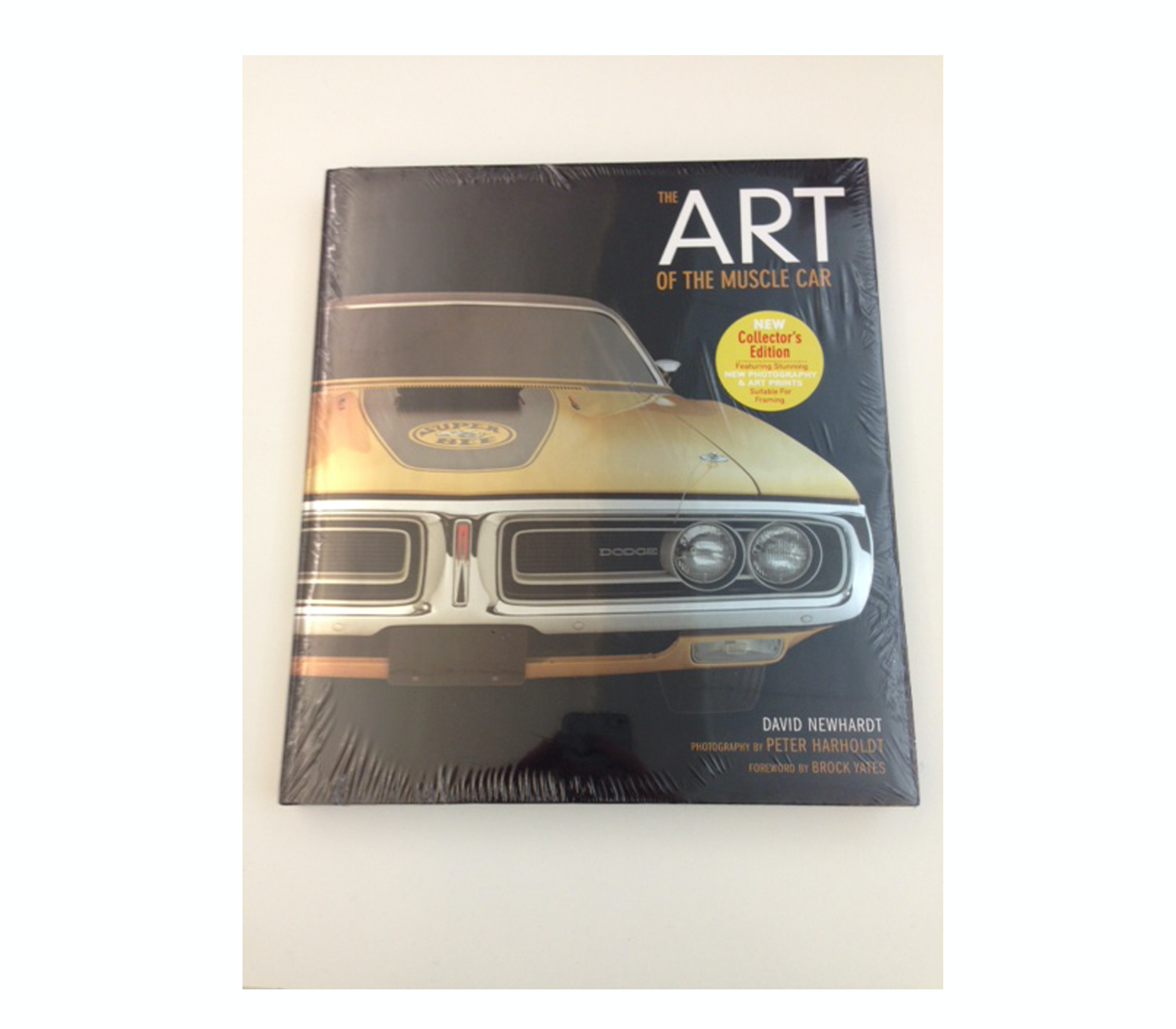 The Art of the Muscle Car by Motorbooks sweepstakes