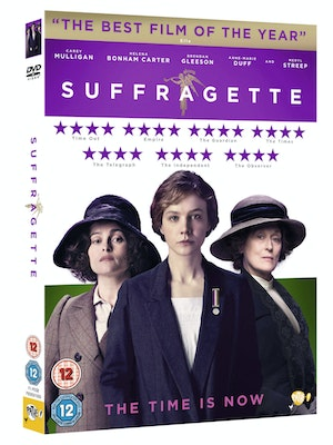 Suffragette dvd 3d packshot