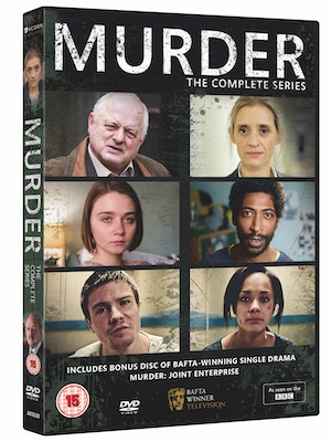 Murder thecompleteseries dvd 3d copy