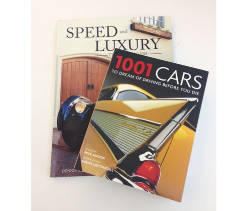 1001 Cars and Speed and Luxury sweepstakes