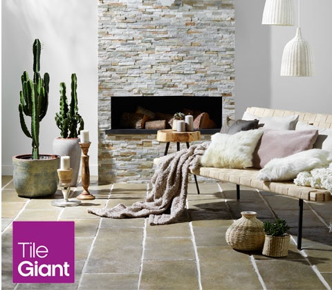 Win £200 to spend with Tile Giant sweepstakes
