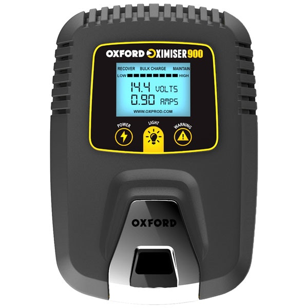 Oxford battery charger oximiser900