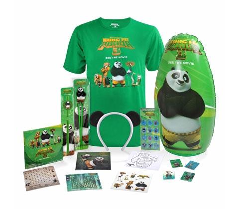 Kung Fu Panda 3 Goodies! sweepstakes