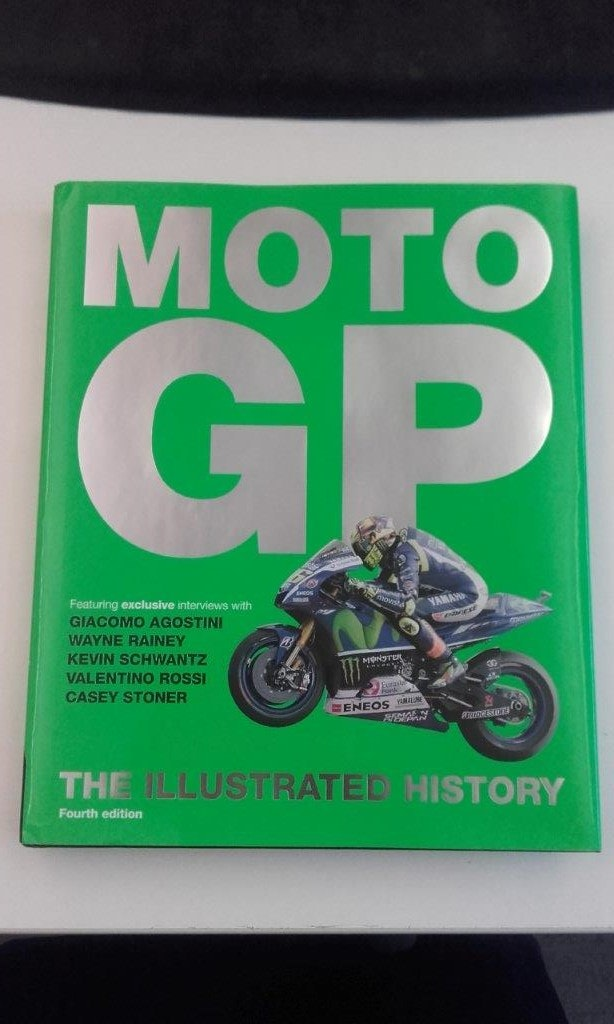 Motogp book little