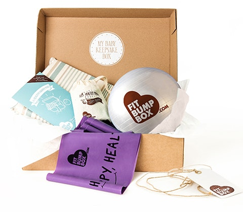 Win your fit bump box