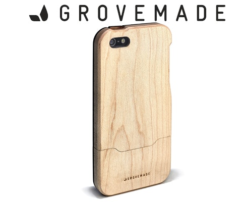 Grovemade iphone case giveaway