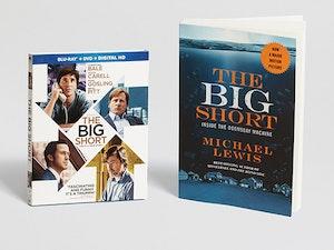 Big short book dvd giveaway