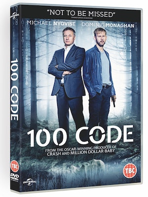 100 code 3d dvd packshot uk