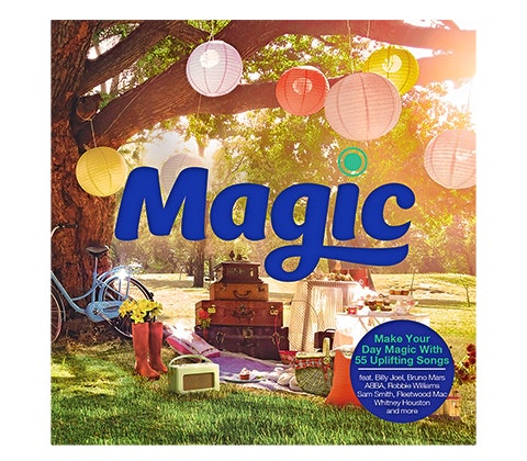 Win magicthealbumsquare with sticker