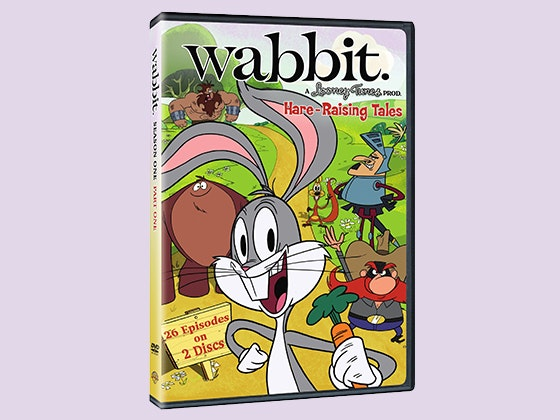 Wabbit hare raising tales giveaway