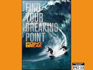 Pointbreak digital hd giveaway