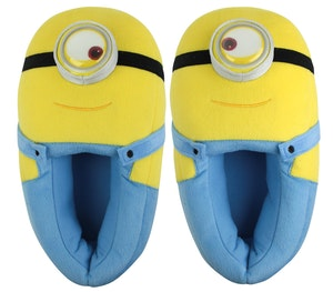 Minions womens slippers