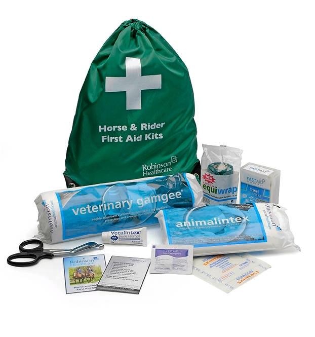 Rh horse   rider first aid kit