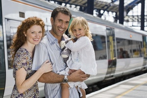 Railcard offer family image