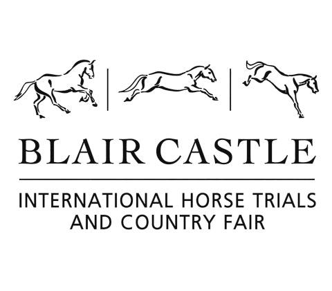 Blair horse trials logo