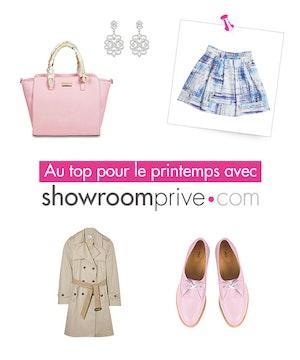 Showroomprive printemps