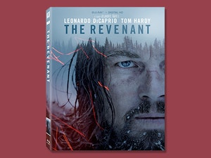 The revenant blu ray giveaway