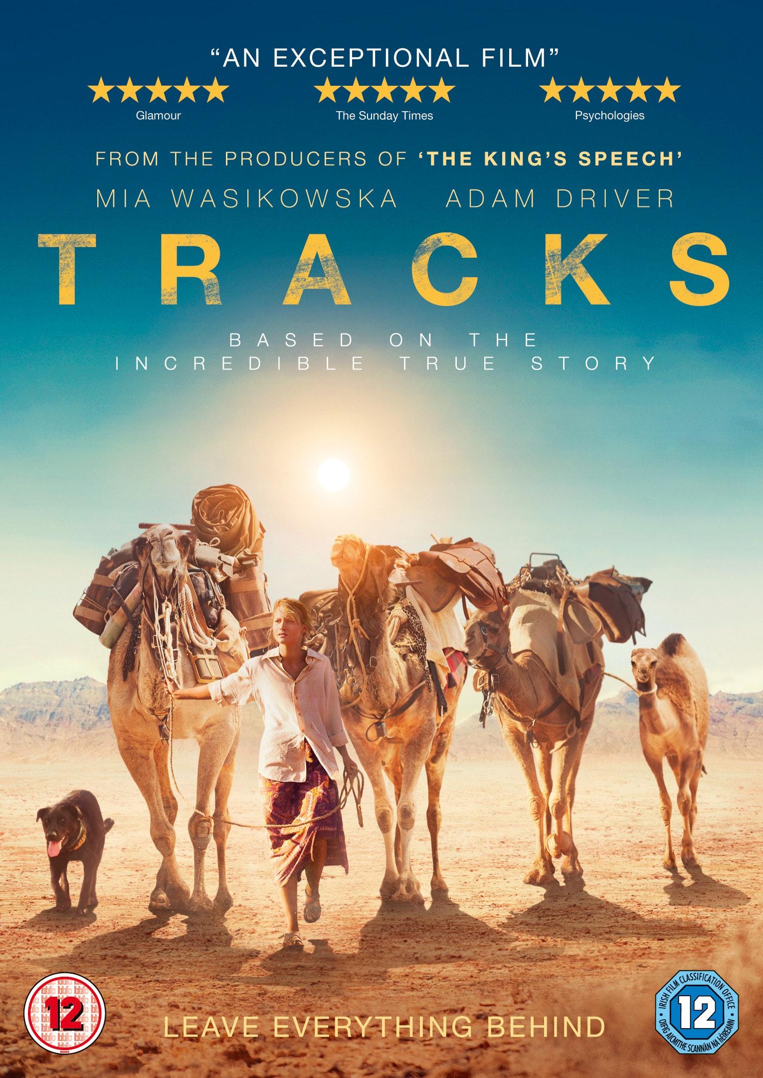 Tracks dvd 2d