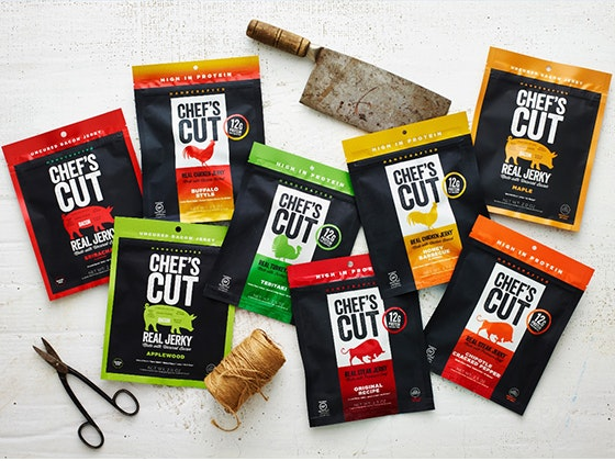 Chef's Cut Real Jerky Pack sweepstakes