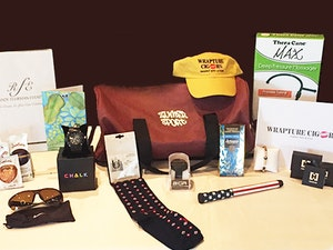 George lopez giftbag giveaway