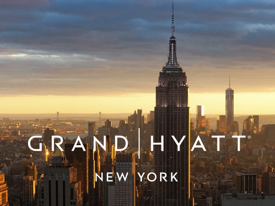 Grand hyatt nyc giveaway 1