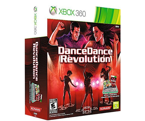 Ddr xbox giveaway