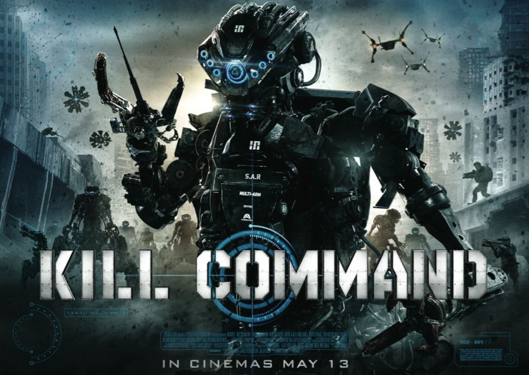 Kill command uk quad