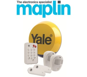 Yale easy fit wireless intruder alarm kit