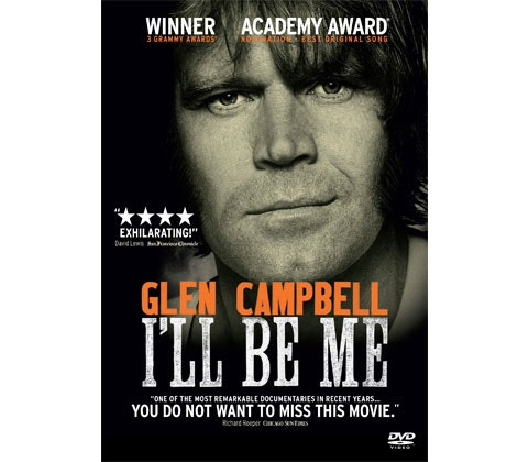 Glen campbell ill be me