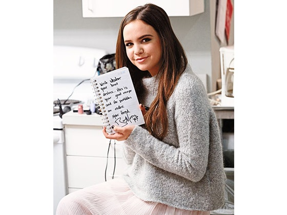 Bailee madison giveaway