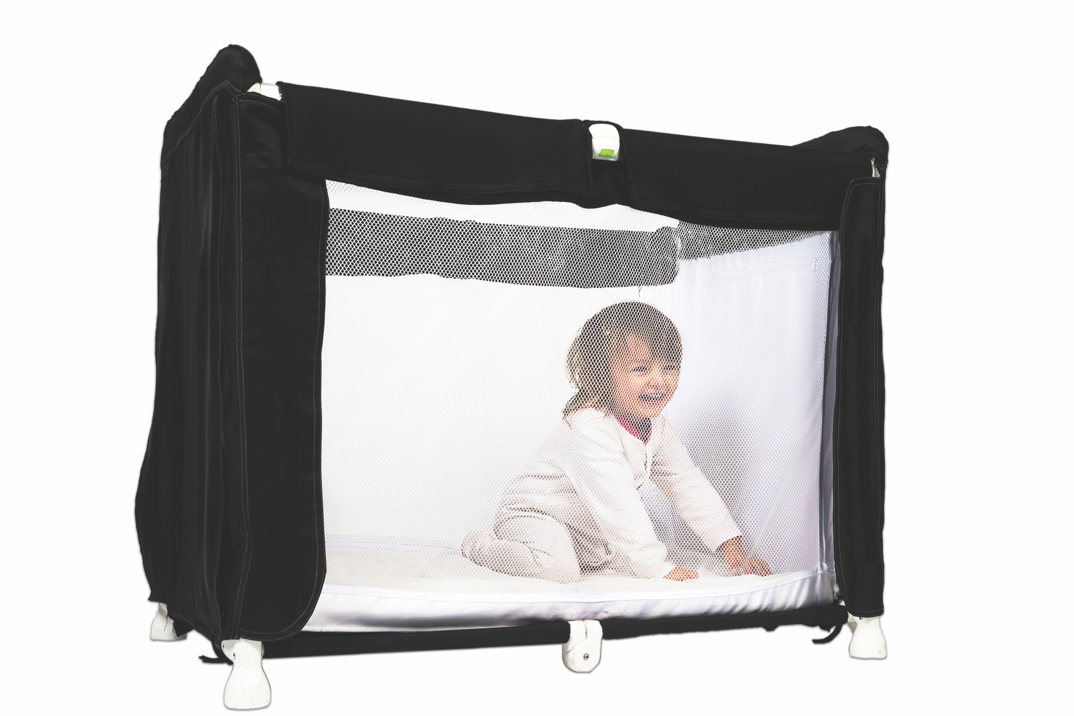 Prize bundle cot with toddler lower level