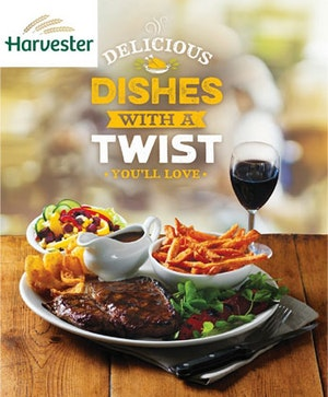 Harvester new menu competition