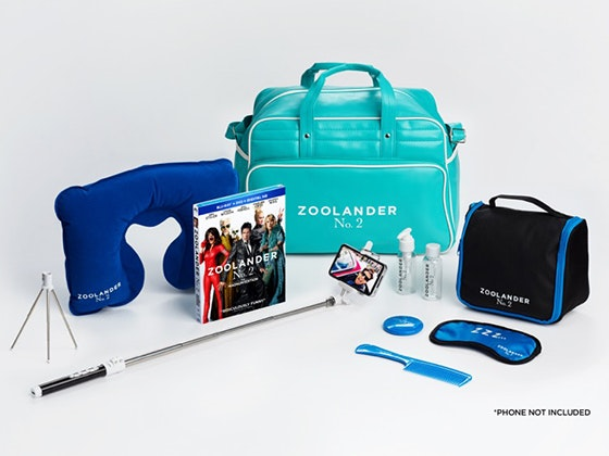 Zoolander 2 male model kit giveaway