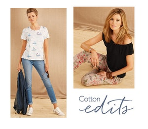 Cotton edits