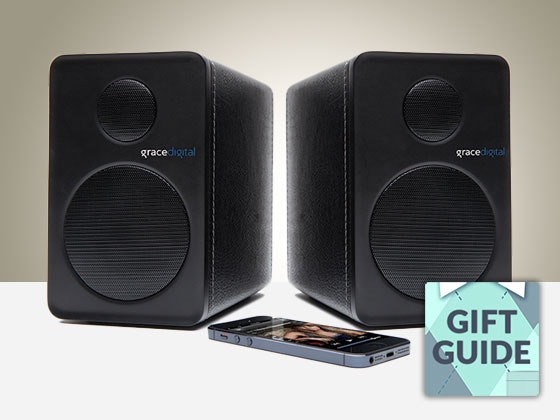 Grace digital speakers giveaway 1