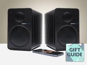 Grace digital speakers giveaway 1