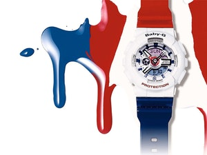 Baby g watch girlsworld giveaway