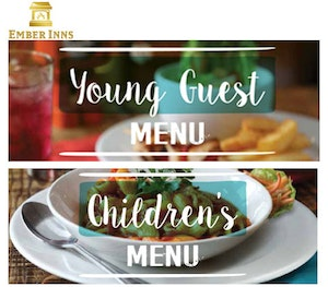 Ember inns menu competition