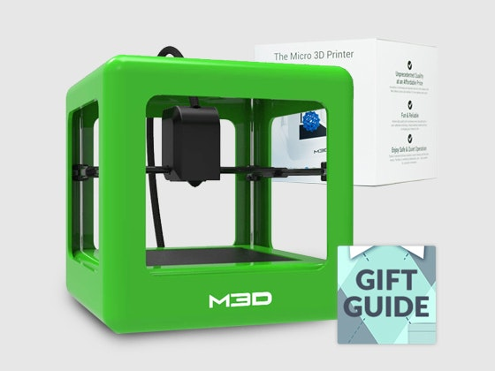 Micro 3d printer giveaway 1