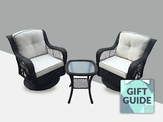 Patio furniture giveaway